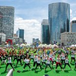 Challenge Inter-entreprises d'ACF à Paris La Défense…Plus de 5000 participants !