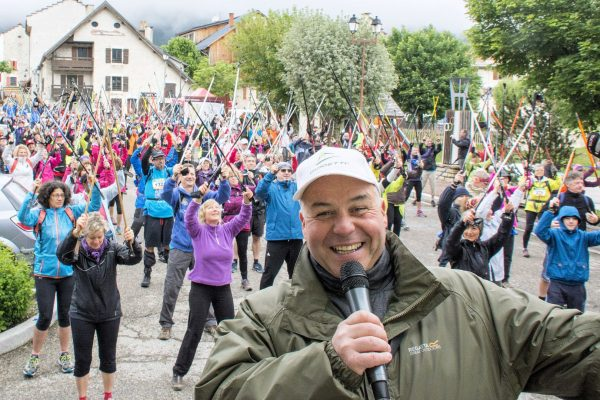 L'Euro Nordic Walk Vercors : « Écrire un brief speaker »