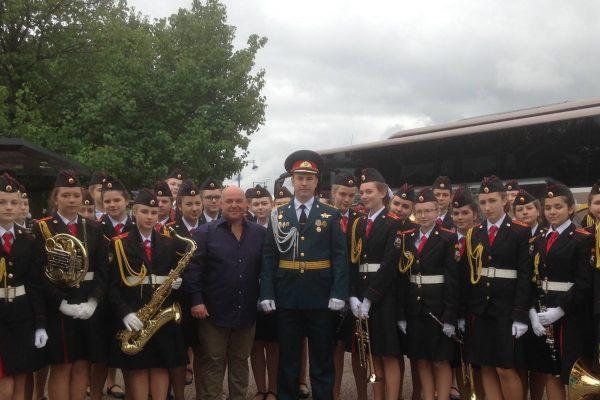 musiques militaires albertville