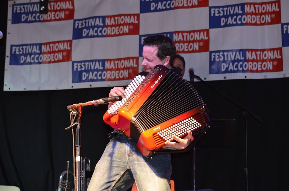 accordéon - festival de termignon - daniel gaïnetdinoff - animateur - speaker - présentateur