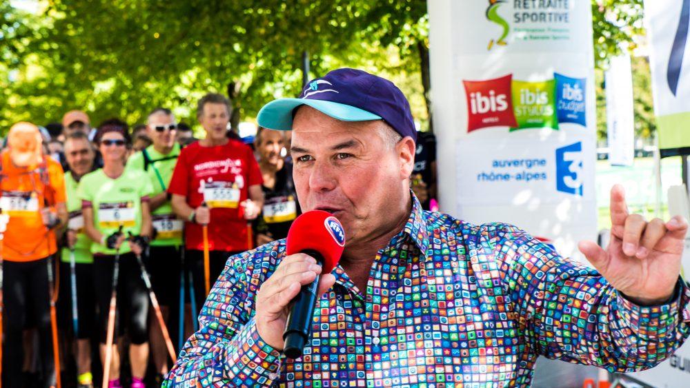 marche nordique lyon daniel gainetdinoff daneil events animateur speaker présentateur