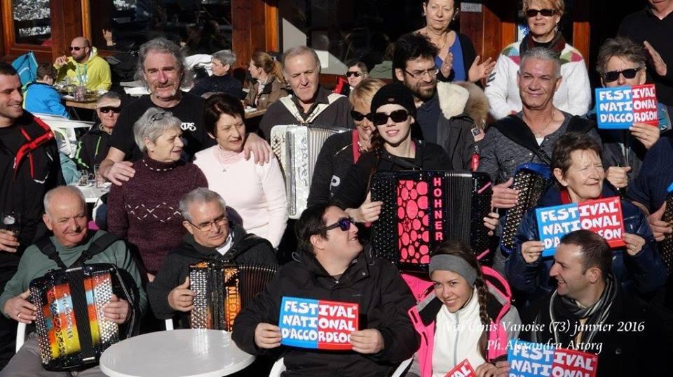 Festival national d'accordéon Danielevents