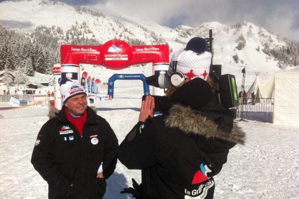 En avant pour la Grande Odyssée Savoie Mont Blanc 2020