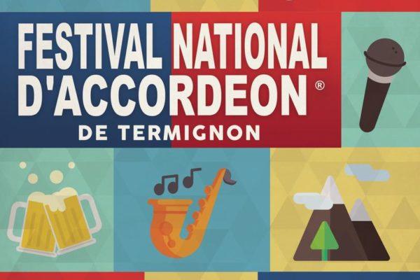 Le 19ème Festival National d'Accordéon2020