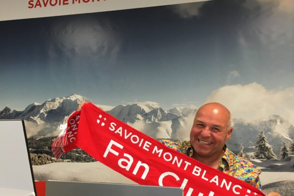"""""""Ambassadeurs au Sommet"""" avec Savoie Mont Blanc :  L'ascension digitale d'une 1ére conférence !!"""