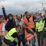 Trail Walker Oxfam…..Dieppe juillet 2021 : Un record !!