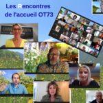Les «Rencontres de l'Accueil» avec la Fédération OT 73 Savoie Mont Blanc